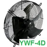 Вентилятор YWF4D (трехфазный, 380В)