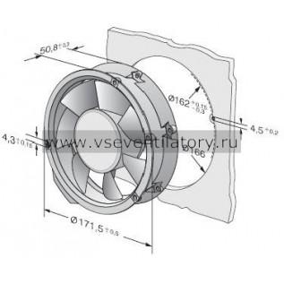 Вентилятор компактный EBMPAPST 6224NM