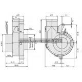 Вентилятор компактный EBMPAPST RV40-18/12H