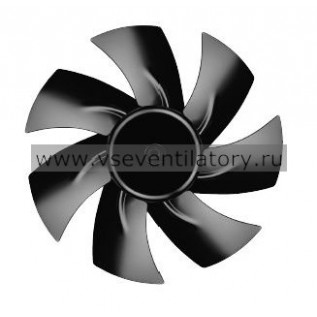 Вентилятор осевой EBMPAPST A1G250-AI37-52