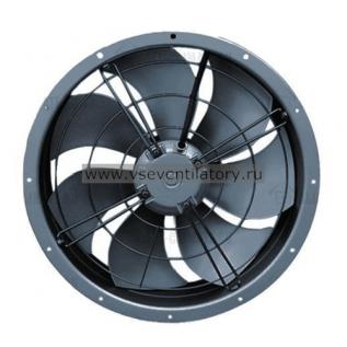 Вентилятор осевой Lufberg AX-D-550-4D