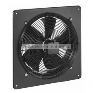 Вентилятор осевой Lufberg AX-W-500-4D