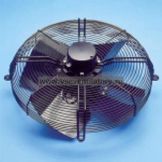 Вентилятор осевой Nicotra Gebhardt AFK 450-30/6M-B