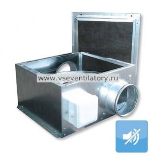 Вентилятор центробежный в корпусе Soler Palau CAB-PLUS 315