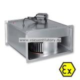 Вентилятор канальный прямоугольный Soler Palau ILT/4-225 EX