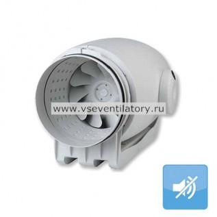 Вентилятор канальный круглый Soler Palau TD-250/100 SILENT T