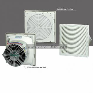 Вентилятор с фильтром FK 5525.230