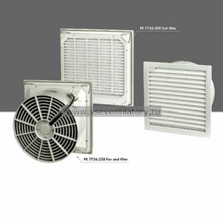 Вентилятор с фильтром FK 7726.230