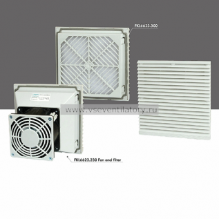 Вентилятор с фильтром FKL 6623.230