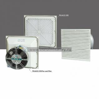 Вентилятор с фильтром FKL 6625.230
