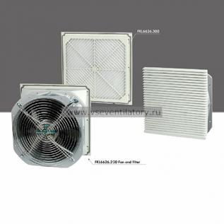 Вентилятор с фильтром FKL 6626.230-D