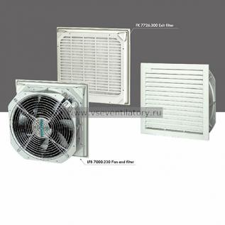 Вентилятор с фильтром LFB 7000.230