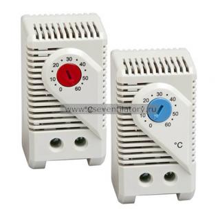 Компактный термостат КТS 011 нормально-открытый контакт (NO) -10 + 50°C