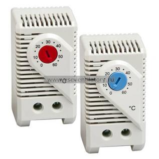 Термостат нормально-закрытый контакт (NC) DMО 011 -10 + 50°C