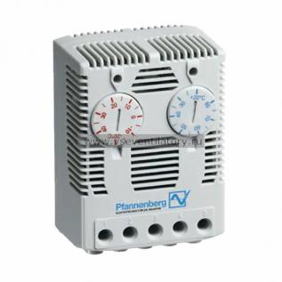 Термостат Pfannenberg FLZ 543 сдвоенный 0 +60C