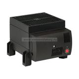 Нагреватель шкафа автоматики STEGO CS 030 1200Вт с вентилятором и термостатом, 0 до 60 °C,   крепление к полу (арт.03060.0-00)