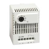 Термостат STEGO ET 011 электронный, переключающий контакт, DC 24 В, 0 +60C