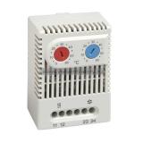 Термостат STEGO ZR 011 сдвоенный Нормально-разомкнутый  и нормально-разомкнутый контакт 0 - + 60 °C