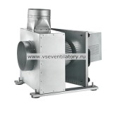 Вентилятор центробежный Bahcivan BKEF-T 160 M /  BKEF-T 160 T (кухонный, вытяжной)