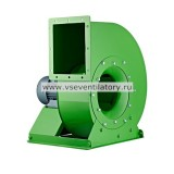 Вентилятор центробежный Bahcivan BORKA 250 M / BORKA 250 T (среднего давления)