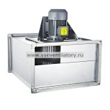 Вентилятор канальный прямоугольный Bahcivan BSKF-R 200-4M / BSKF-R 200-4T