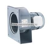 Вентилятор центробежный Bahcivan KMS (одностороннего всасывания)