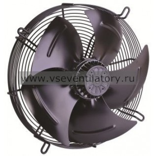 Вентилятор осевой Bahcivan 4M 450B