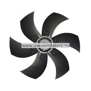 Вентилятор осевой Rosenberg AKAD 1000-8-8
