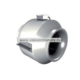 Вентилятор канальный круглый Rosenberg R 400 LD