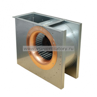 Вентилятор центробежный (взрывозащищенный) Systemair DKEX 315-4