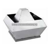 Вентилятор крышный Systemair DVN 355DV
