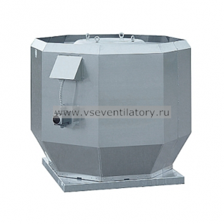 Вентилятор крышный (взрывозащищенный) Systemair DVV-EX 800D8