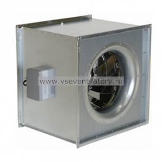 Вентилятор канальный прямоугольный (для квадратных каналов) Systemair KDRE 65