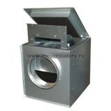 Вентилятор канальный круглый (в изолированном корпусе) Systemair KVK 125