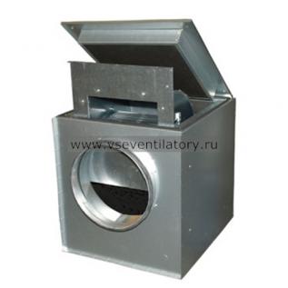 Вентилятор канальный круглый (в изолированном корпусе) Systemair KVK 500