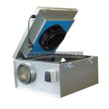 Вентилятор канальный круглый (в изолированном корпусе) Systemair KVKE 125