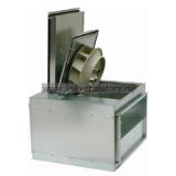 Вентилятор канальный прямоугольный Systemair RSI 100-50 L3