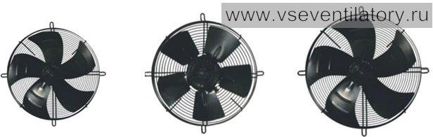 Вентилятор YWF K